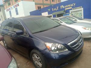 Honda Odyssey 2007 EX Blue | Cars for sale in Lagos State, Ikorodu