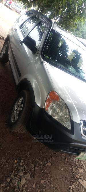 Honda CR-V 2004 Gray | Cars for sale in Abuja (FCT) State, Lokogoma