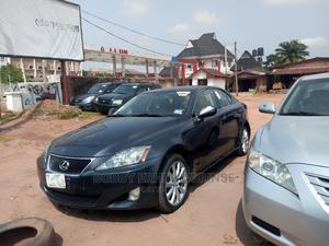 Lexus IS 2006 250 AWD Black | Cars for sale in Edo State, Benin City
