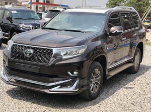 New Toyota Land Cruiser Prado 2020 4.0 Brown | Cars for sale in Abuja (FCT) State, Jahi