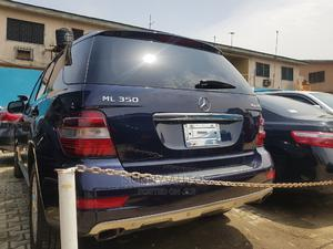 Mercedes-Benz M Class 2010 Blue | Cars for sale in Lagos State, Ikeja