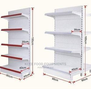 Single Sided Supermarket Shelf | Restaurant & Catering Equipment for sale in Lagos State, Ojo