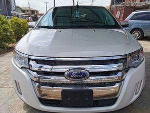 Ford Edge 2014 White | Cars for sale in Lagos State, Ifako-Ijaiye