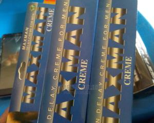 Maxman Delay Creme for Men. | Sexual Wellness for sale in Lagos State, Alimosho