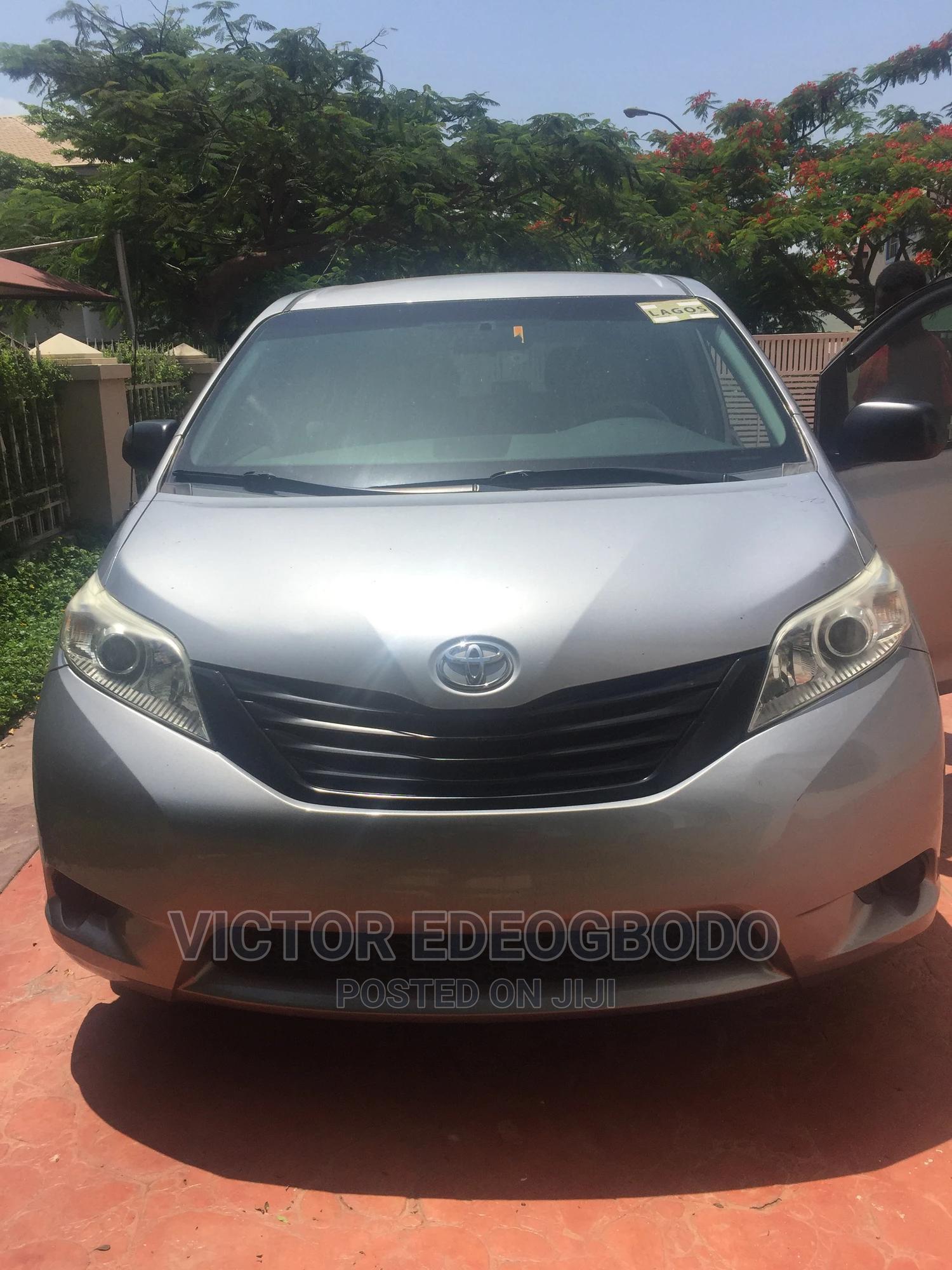 Toyota Sienna 2016 Silver   Cars for sale in Enugu, Enugu State, Nigeria