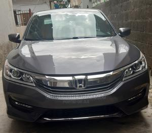 Honda Accord 2017 Gray   Cars for sale in Lagos State, Yaba