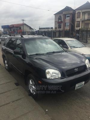 Hyundai Santa Fe 2005 2.4 Black | Cars for sale in Rivers State, Port-Harcourt