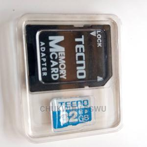 Original Techno 32gb Memory Card | Accessories for Mobile Phones & Tablets for sale in Lagos State, Ikeja