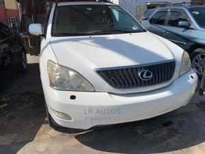 Lexus RX 2008 White   Cars for sale in Lagos State, Surulere