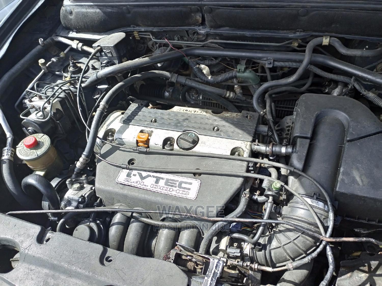 Archive: Honda CR-V 2004 Black
