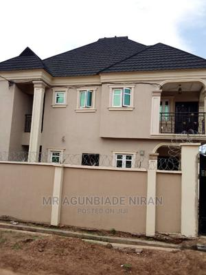 Furnished 2bdrm Block of Flats in Airport Second Gate for Rent | Houses & Apartments For Rent for sale in Ibadan, Alakia