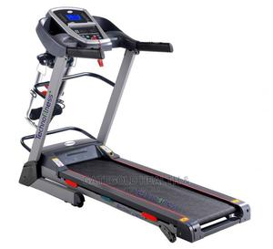F18D Technofitness Treadmill With Massager 2.5hp | Sports Equipment for sale in Lagos State, Surulere