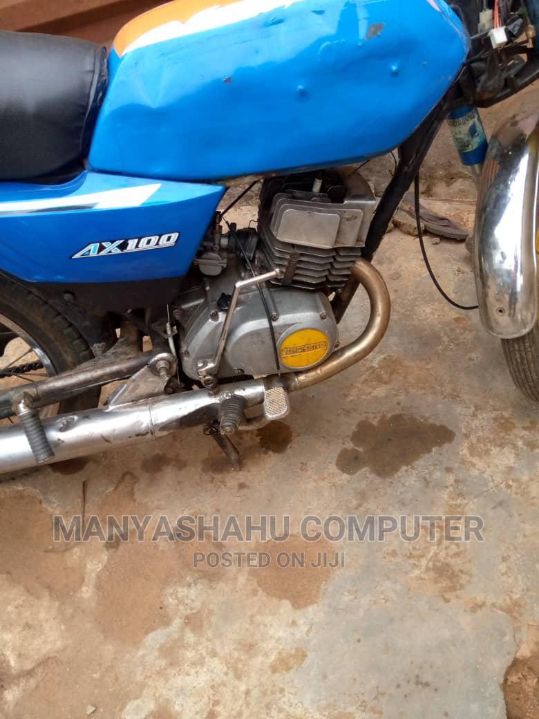 Archive: Jincheng AX 125 2003 Blue