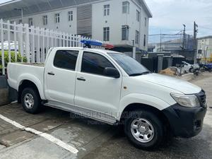 Toyota Hilux 2013 SR5 4x4 White | Cars for sale in Lagos State, Lekki