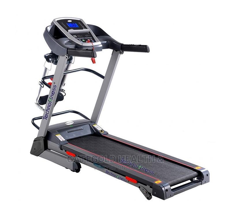 F18D Technofitness Motorized Treadmill With Massager 2.5hp