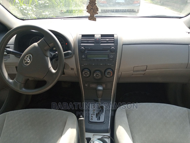 Archive: Toyota Corolla 2008 Silver