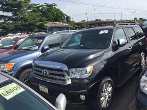 Toyota Sequoia 2010 Black | Cars for sale in Lagos State, Amuwo-Odofin