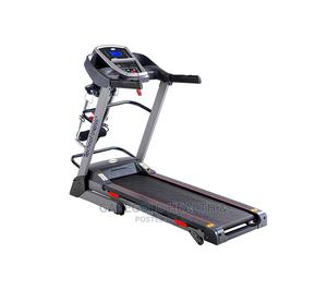 F18D Technofitness Treadmill With Massager 2.5hp | Sports Equipment for sale in Anambra State, Onitsha