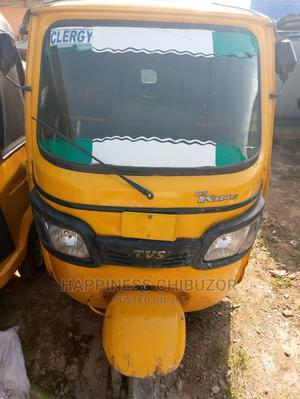 TVS Apache 180 RTR 2009 Yellow   Motorcycles & Scooters for sale in Lagos State, Ojo