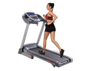 Technofitness Treadmill 2.5hp 100kg With Bluetooth App | Sports Equipment for sale in Lagos State, Surulere