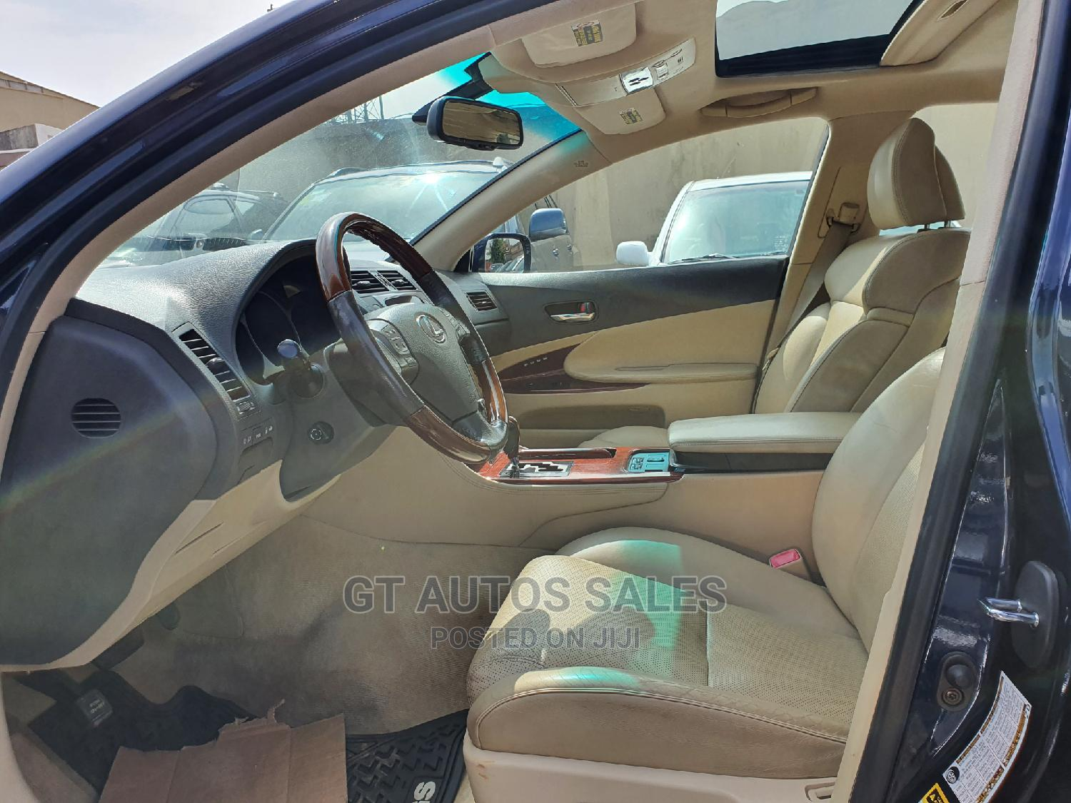 Lexus GS 2006 300 AWD Blue   Cars for sale in Ikeja, Lagos State, Nigeria