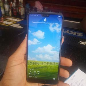 Huawei P20 128 GB Blue   Mobile Phones for sale in Lagos State, Victoria Island