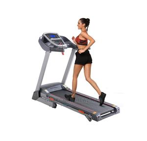 Motorized Technofitness Treadmill 2.5hp 100kg With Bluetooth | Sports Equipment for sale in Rivers State, Port-Harcourt