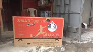 Lg 49 Inches Smart Tv | TV & DVD Equipment for sale in Lagos State, Ikotun/Igando