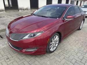 Lincoln MKS 2014 Red   Cars for sale in Lagos State, Ajah