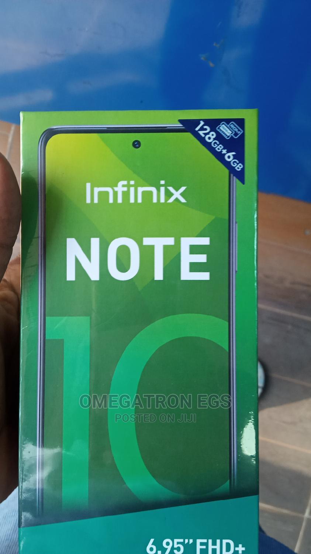 Archive: New Infinix Note 10 128 GB Purple