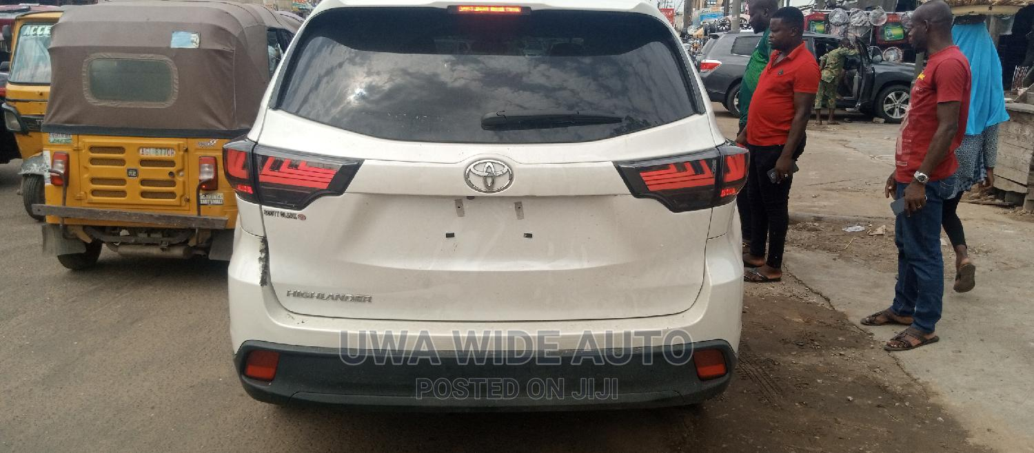 Toyota Highlander Upgraded Version From 2014 - 2021 | Automotive Services for sale in Mushin, Lagos State, Nigeria