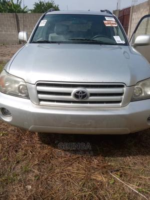 Toyota Highlander 2007 V6 Silver   Cars for sale in Lagos State, Ikotun/Igando