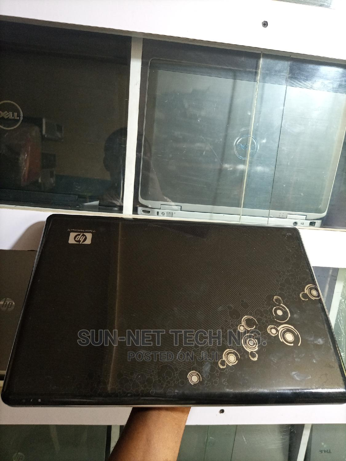 Laptop HP Pavilion Dv6 4GB Intel Core I3 HDD 320GB   Laptops & Computers for sale in Ikeja, Lagos State, Nigeria