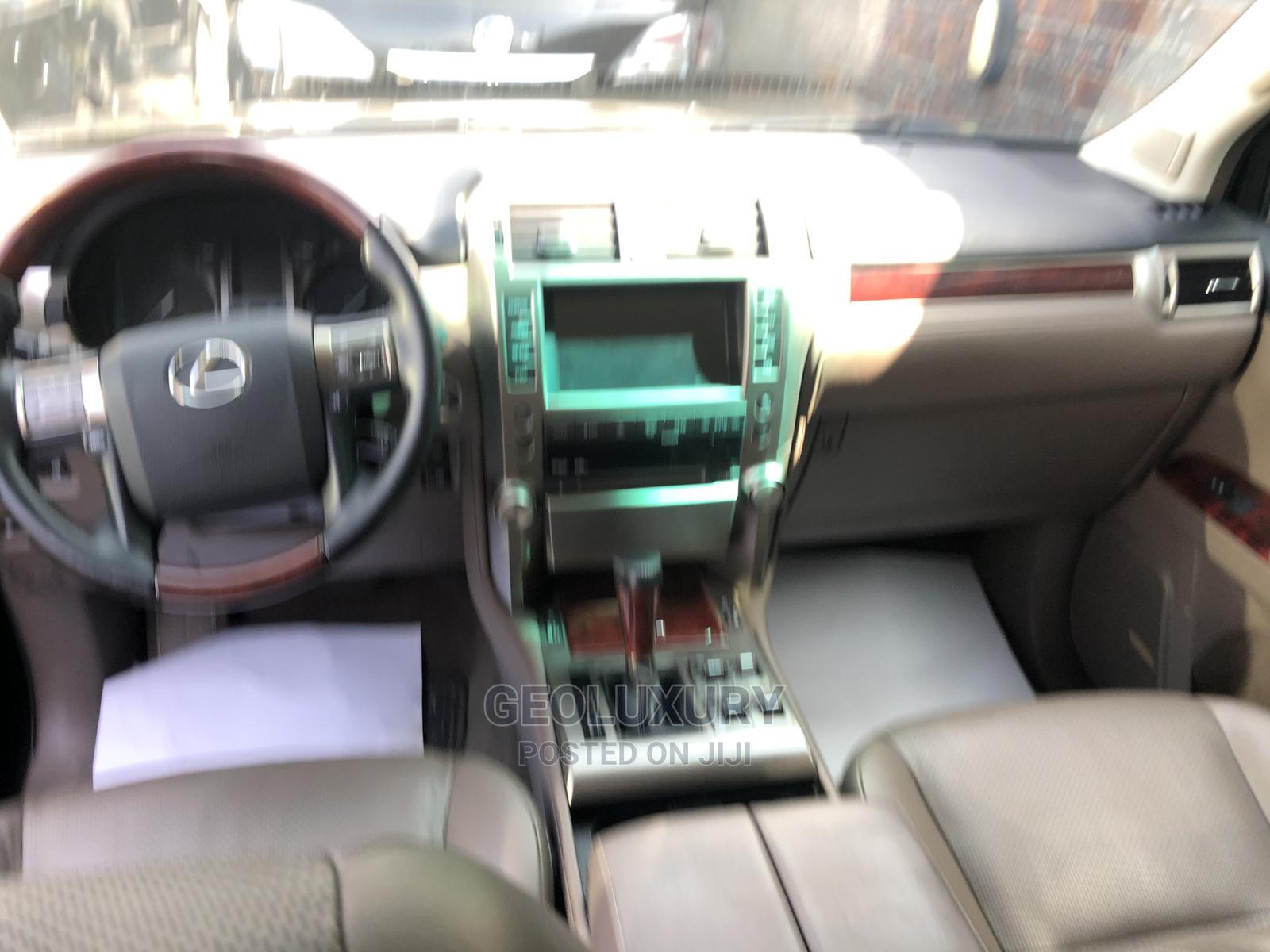 Archive: Lexus GX 2010 460 Green