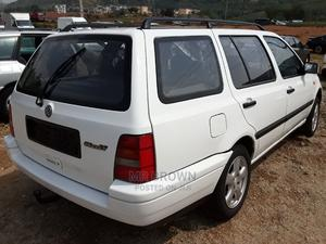 Volkswagen Golf 1998 White | Cars for sale in Abuja (FCT) State, Katampe