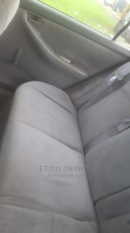 Archive: Toyota Corolla 2003 Sedan Automatic Blue