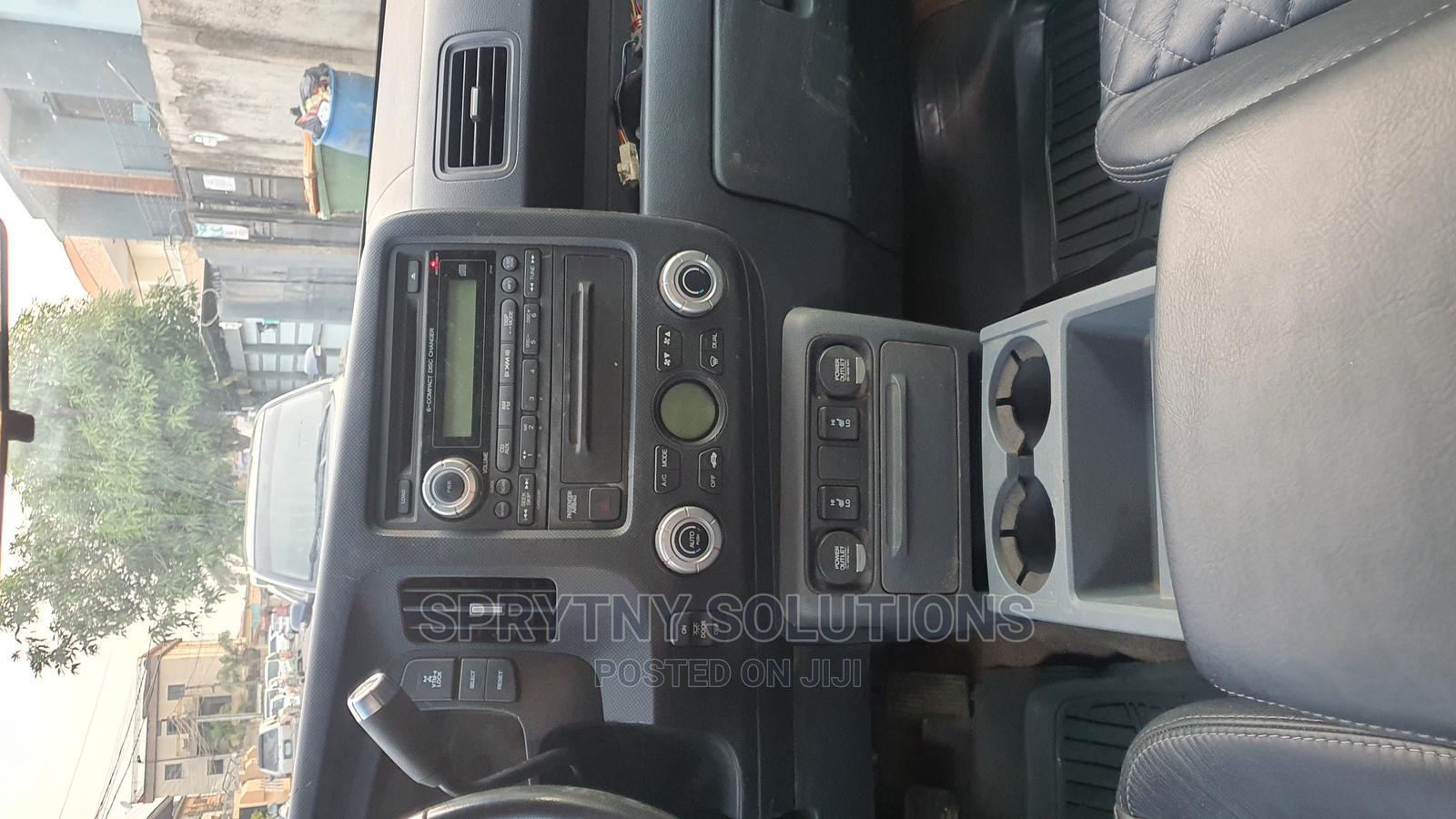 Honda Ridgeline 2007 Black | Cars for sale in Surulere, Lagos State, Nigeria