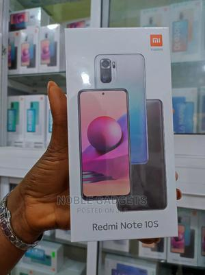 New Xiaomi Redmi Note 10S 128 GB Gray   Mobile Phones for sale in Lagos State, Magodo