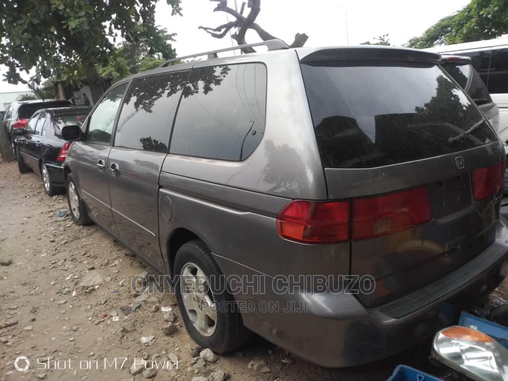 Archive: Honda Odyssey 2006 Gray