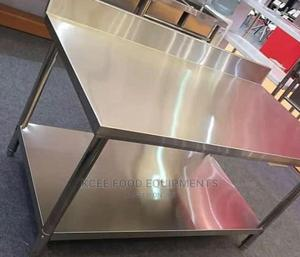 Stainless Steel Working Table 5ft | Restaurant & Catering Equipment for sale in Lagos State, Ojo