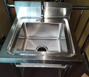 Single Bowl Stainless Sink | Restaurant & Catering Equipment for sale in Lagos State, Ojo