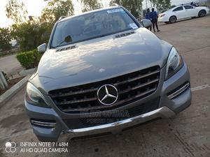 Mercedes-Benz M Class 2014 Gray | Cars for sale in Enugu State, Enugu