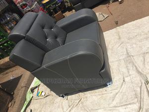 7 Seater Complete Leather Sofa   Furniture for sale in Lagos State, Alimosho