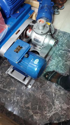 "11/2""Inch LPG Vane Pump Wit 3hp Single Phase Motor | Plumbing & Water Supply for sale in Lagos State, Ojo"