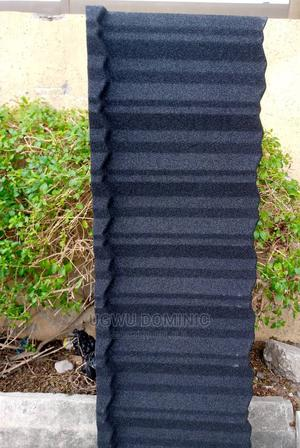 Deep Black Classic Stone Coated | Building Materials for sale in Lagos State, Ajah