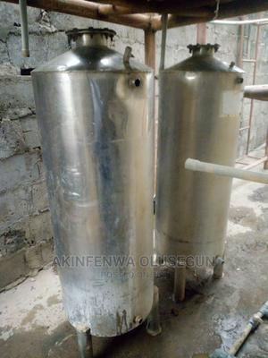 Stainless Steel Composite Water Treatment Filter Tank | Manufacturing Equipment for sale in Oyo State, Ogbomosho South