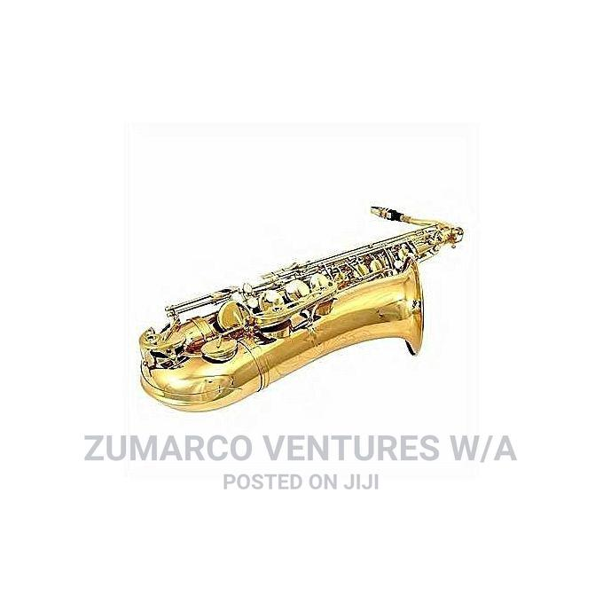 Yamaha Professional Alto Gold Saxophone   Musical Instruments & Gear for sale in Lekki, Lagos State, Nigeria