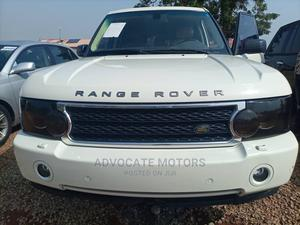 Land Rover Range Rover Vogue 2006 White   Cars for sale in Ondo State, Akure
