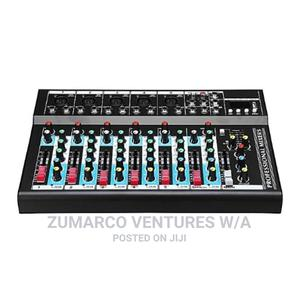 Yamaha Bluetooth Dj 7 Channels Mixer Console | Audio & Music Equipment for sale in Lagos State, Lekki