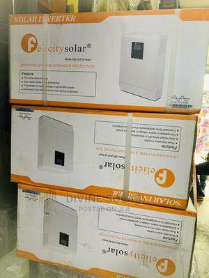5kva 24v Hybride Felicity Inverter   Solar Energy for sale in Abuja (FCT) State, Gwarinpa